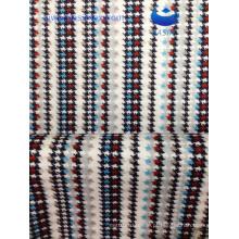 Turquia Stripe Design super tecido de sofá macio (BS8128-1)