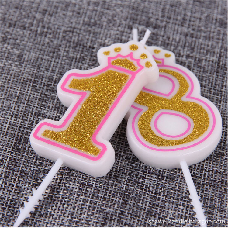 Birthday Candle C