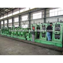 Cadena de producción de tubo de acero soldado de 350 mm de diámetro