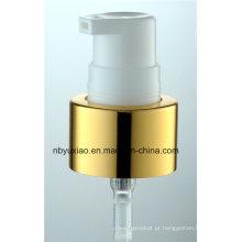 Bomba de creme de alumina para embalagens de cosméticos