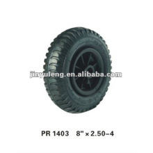 rubber wheel 2.50-4