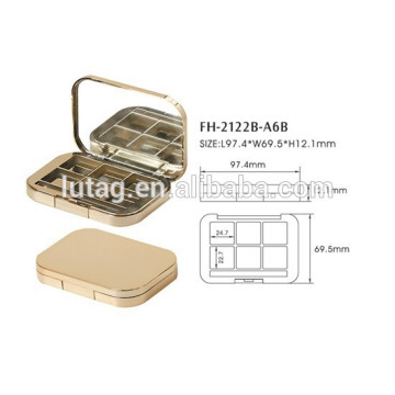 Wholesale Cheap Shiny Eyeshadow Packaging