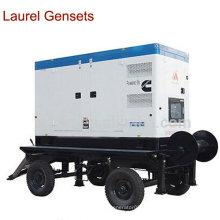 Générateur diesel portable / Genset de remorque 25kVA Cummins Engine