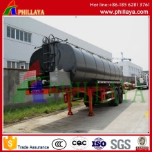 Asphalt Heating Tank Transport Semi Trailer