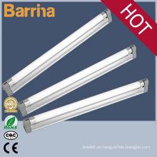 2013 venta caliente soportes t5 fluorescente lámpara