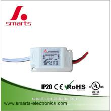 9W a mené l'alimentation d'énergie d'éclairage 300ma conducteur courant constant de puissance