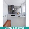 Ganz einfach montieren Küchenschränke Sets China Professional Factory für kleine Wohnung (AIS-K947)