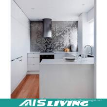 Ensamble Fácil Fácil Armarios de cocina Conjuntos China Fábrica Profesional para Pequeño Apartamento (AIS-K947)