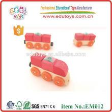 2015 Nouvelle voiture en bois miniature, jouet en bois de haute qualité, voiture éducative pour enfants