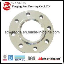 Flange do aço carbono de Ss400 14inches 126j 5k