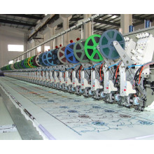 4 NEEDLE 56 HEADS EMBROIDERY MACHINE DE LEJIA COMPANY