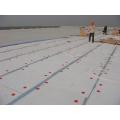 Высокое качество поливинилхлорид ПВХ водонепроницаемая мембрана для крыши/подвал/гараж /бассейн вкладыш /вкладыш пруда /тоннеля с ISO