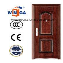 Puerta caliente del hierro del exterior del metal de la venta de la venta caliente