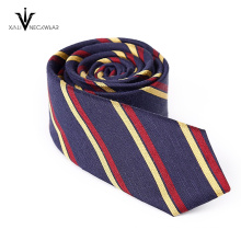 Hot Sell Latest Design Stripe Printed Business Tie