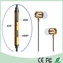 Smart Metal Design 3.5mm MP3 Mini Auricular de regalo (K-888)