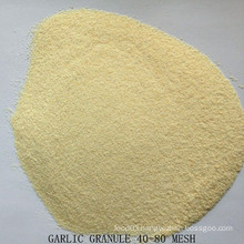 Dried Garlic Granule with Brc & Gap