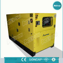 Cummins Silent Generator Set 75kw / 94kVA with ATS