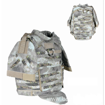 Quick Release System Body Armor