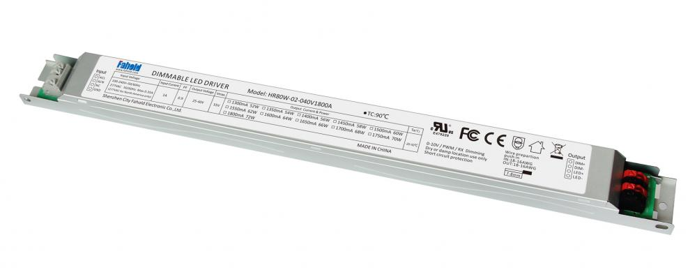 High efficiency linear driver