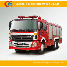 Foton 6*4 Fire-Fighting Trucks for Sale