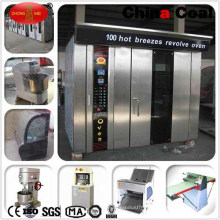 Electric Power Rotary Oven for Chicken