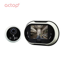 "3.5 ""Peephole Digital Viewer de porte"