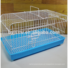 Gaiola de criação de coelhos durável e bonita, gaiola de transporte de coelho, gaiola de coelho barata