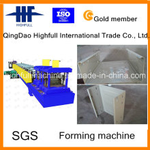 Galvanized Steel Cable Tray Roll Form Making Machine