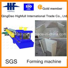 Máquina de fabricação de papel em aço galvanizado