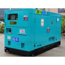 80kVA Silent Denyo Diesel Generator Power by Mitsubishi