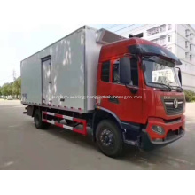 Dongfeng 230hp freezer truck with meat hook