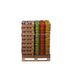 Plataforma de plato y taza de gres