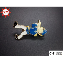 Porte-Badge en Cuivre Personnalisé en Usine de Chine