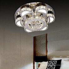 chrome modern chandeliers crystal chandelier for villa