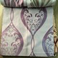 2016 Дубай Последние дизайнерские ткани для занавесей