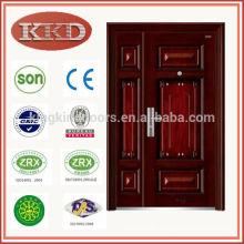 Mother and Son Exterior Steel Door KKD-520B