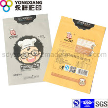 Ziplock Verpackungsbeutel für Snack Food