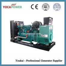 Generador diesel de Weichai 100kw / 125kVA fijado por la central eléctrica china