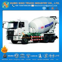 CAMC  CNG 9cbm Concrete Mixer Truck for Brazil