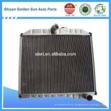 1301ND49 radiador de camión para sistema de refrigeración
