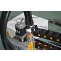 Mejor precisión publicidad mini cnc 4040 3020 router cnc fresadora con motor paso a paso