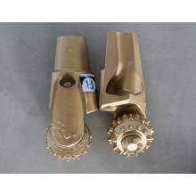 Single roller cone bit/single roller cutter for core barrel and hole opener