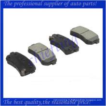 D1157 58302-1HA00 24321 plaquette de frein de haute qualité pour kia forte