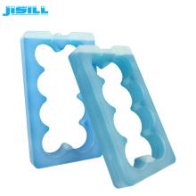 Paquete de hielo enfriador de botella grande recargable sin BPA