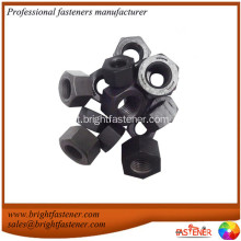 ASTM A563 GR.DH HEAVY HEX NUT