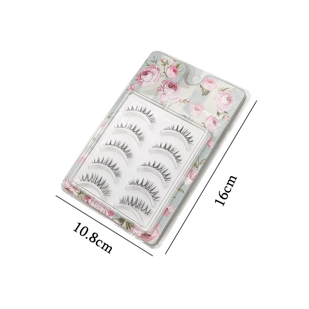Eyelash Plastic Box