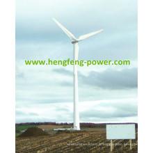 Éolienne à vitesse réduite de 50kw de générateurs