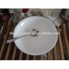 La mayoría de la vajilla de porcelana duradera popular