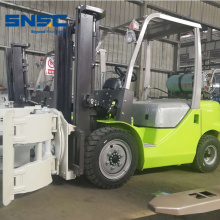 Kertas Roll Clamp Forklift 3t Gas Propane