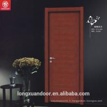 Intérieur Mdf Porte Interne Composite Portes en bois Portes en bois